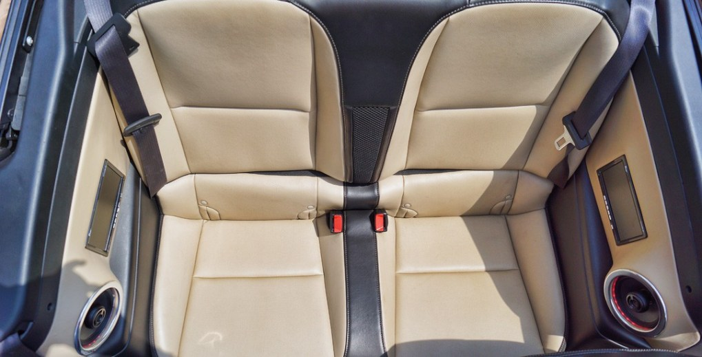 2011 Camaro SS Custom Rear Video Monitors
