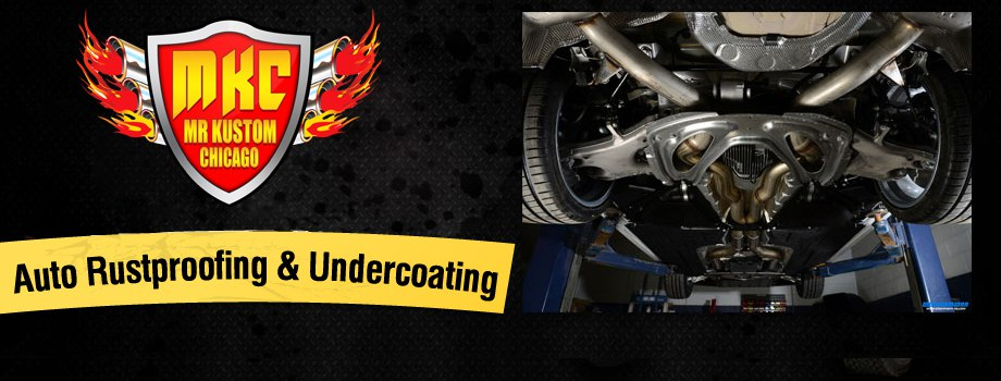 Auto Rustproofing Chicago Undercoating