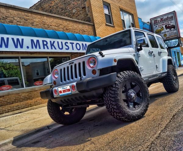 Custom Car Shop Chicago WGN Morning News Around Town