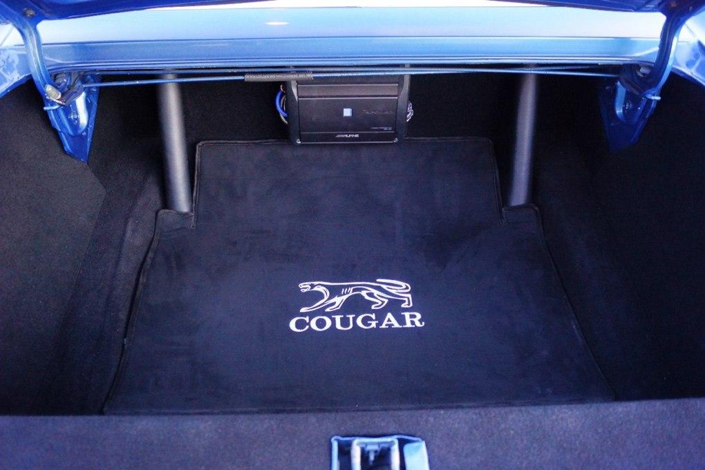 Custom Truck Mercury Cougar 1967