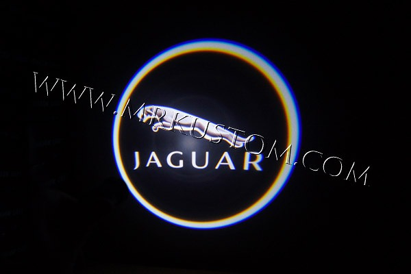 Jaguar LED Door Projector Courtesy Puddle Logo Light