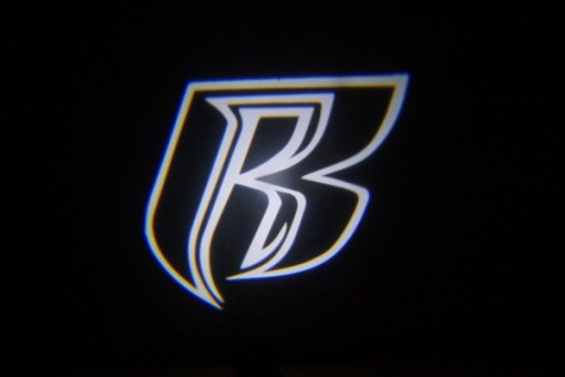 Ruff Ryders LED Door Projector Courtesy Puddle Logo Light