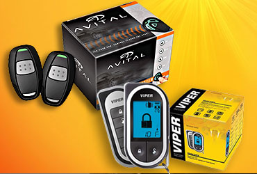 Car Alarms & Remote Starters