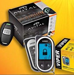 Car Alarms & Remote Starters