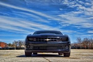Camaro Smoked Headlights Chicago