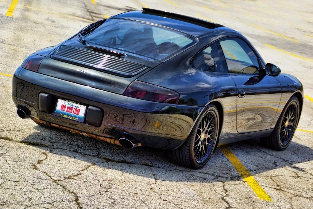 Porsche Carrera 996 911 Smoked Tail Lights