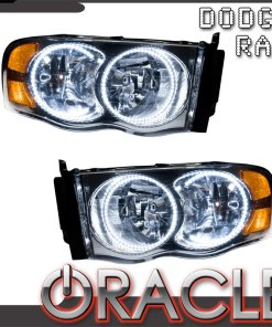 Dodge Ram Halo Headlight