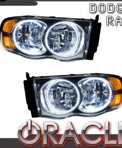 Dodge Ram Halo Headlight