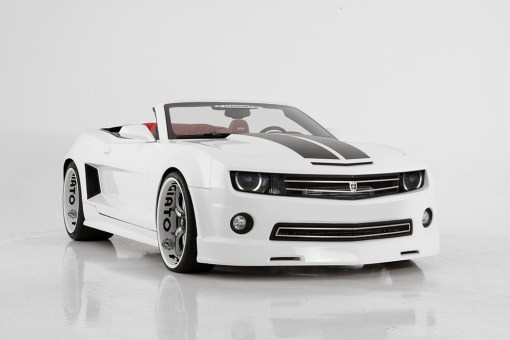 Phantom hidden headlight grille Primary Grille for 2010-2013 Chevrolet Camaro fits All models (Matte black finish)