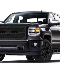 Sniper Truck Grille Primary Grille for 2007-2010 Gmc Sierra 2500HD/ 3500 fits All models (Polished finish)