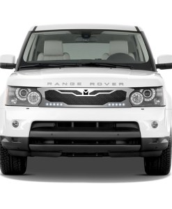 Macaro Primary Grille for 2010-2013 Range Rover Sport fits Sport models (Matte black finish)