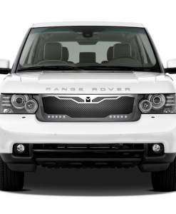 Macaro Primary Grille for 2003-2005 Range Rover All fits All Except Sport models (Triple Chrome finish)