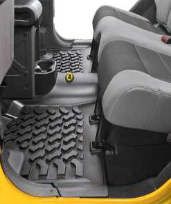 Jeep KJ Rear Floor Liners