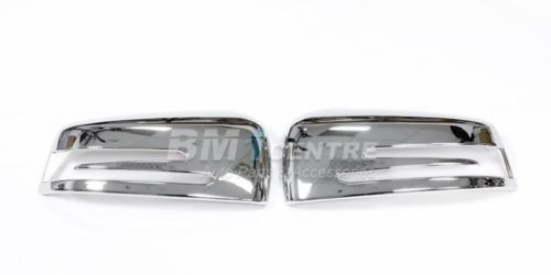CHROME SIDE MIRROR COVER SET 3