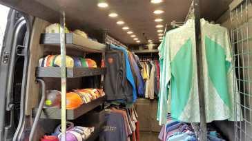 Golf Clothing Van- 21