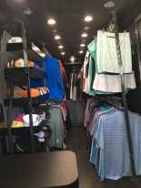 Golf Clothing Van - 26