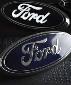 Ford-Lighted Grill Emblem