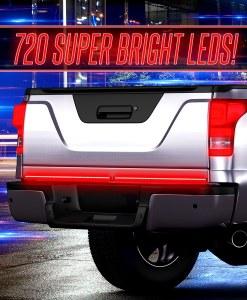 Truck Tailgate Light w: Chasing Turn Signal-2