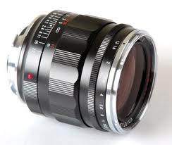 Voigtlander 35mm f1.2 asph lens photo