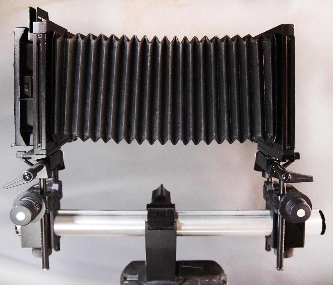 Sinar F2 4×5 Camera