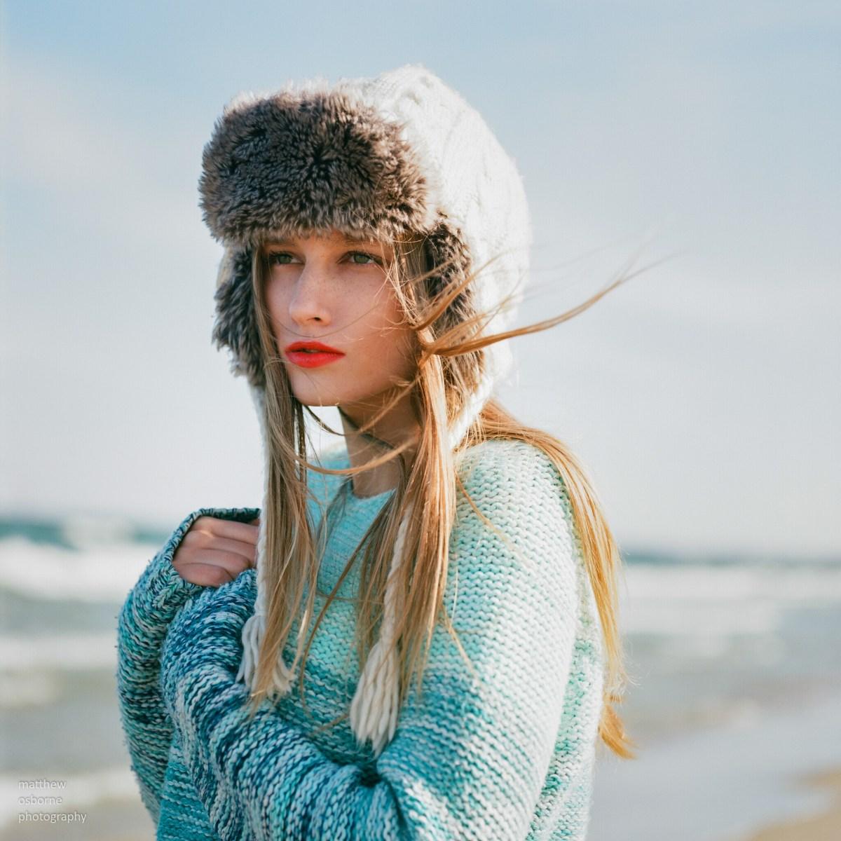Kodak Ektar 100 Portraits / Hasselblad Fashion Shoot – Poland