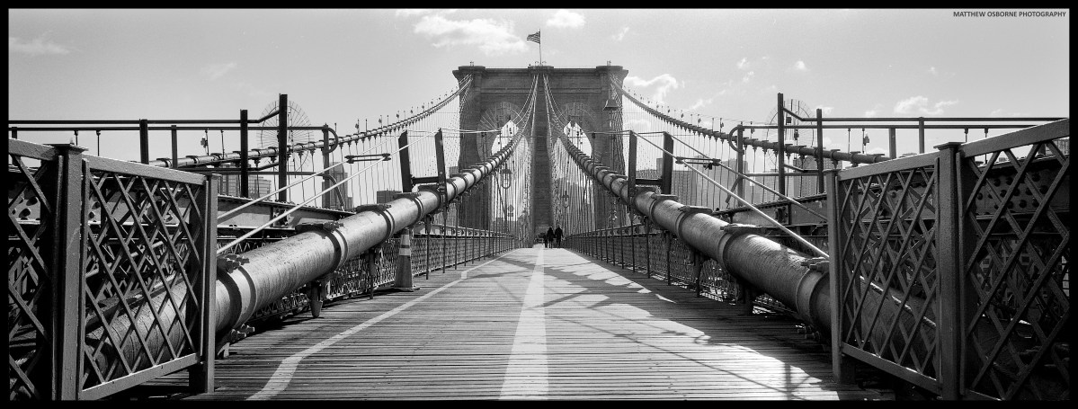 kentmere 100 film review brooklyn bridge photo B&w 35mm film