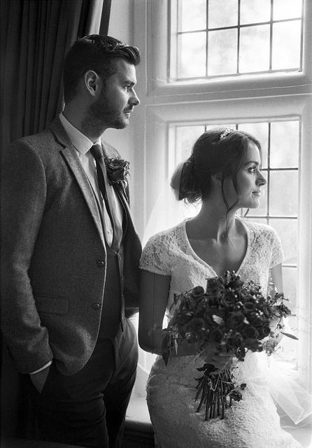 Elegant Wedding Photography: Elegant Black And White Wedding Photography