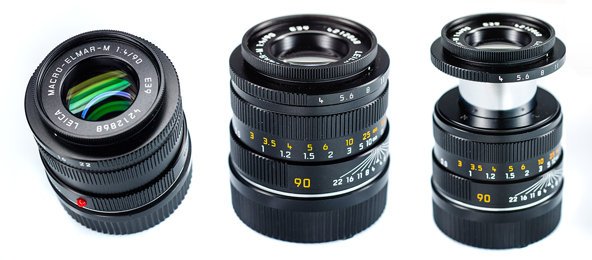 Leica 90mm f4 photos collapsed macro elmar picture and extended lens review