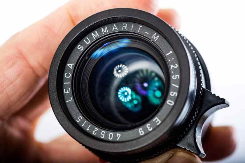 Leica Summarit-M 50mm