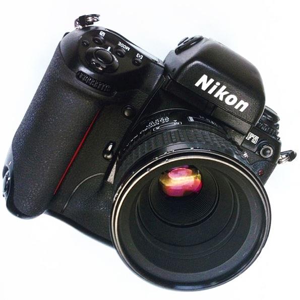 Nikon F5 Camera Review