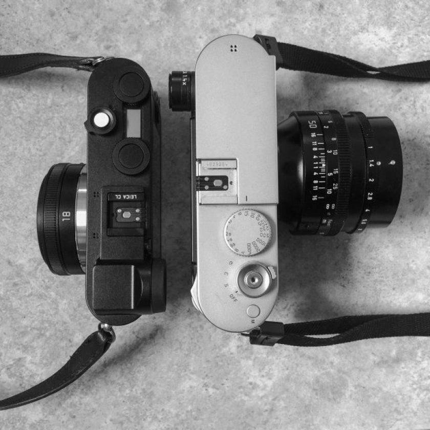 Leica CL vs Leica M240