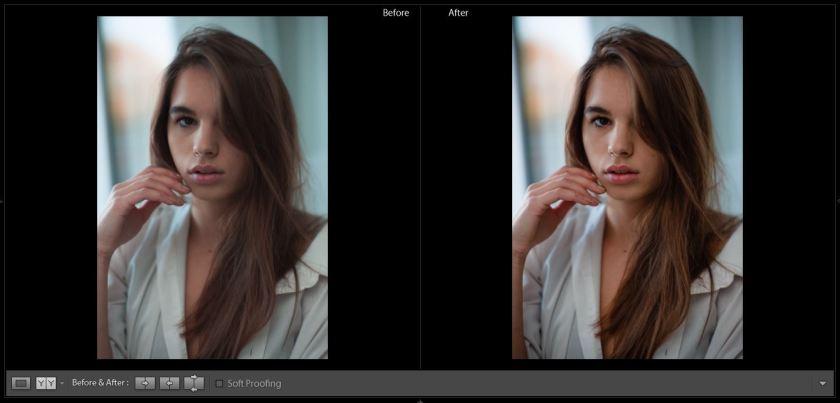 Leica M8 Lightroom Preset - Colour