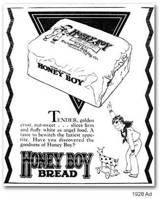 Honey Boy ad