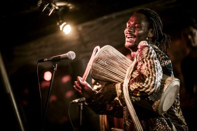 黑豹 African Talking Drum
