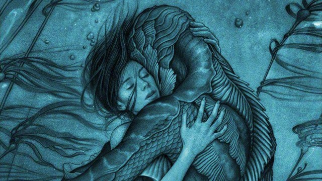 Alexandre Desplat 水底情深