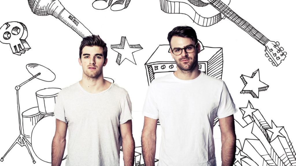The Chainsmokers Somebody