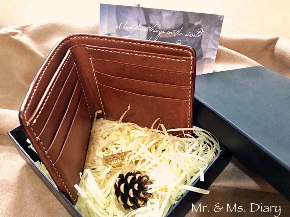 IMG_8055 「馬韁革男生皮夾推薦」手作的誠意,溫暖的祝福,Mister 手作禮物