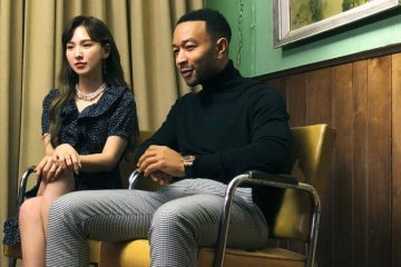 John Legend X 웬디- Written In The Stars 中文歌詞翻譯介紹