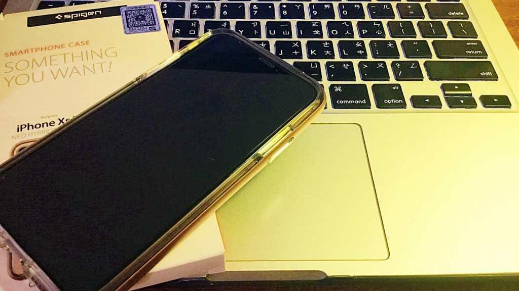 防摔手機殼推薦!Spigen iPhone X/Xs/XsMax/XR Neo Hybrid Crystal 9
