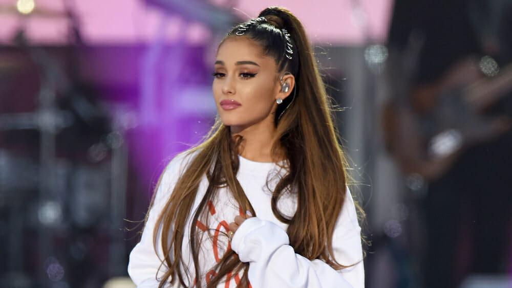 Ariana Grande needy