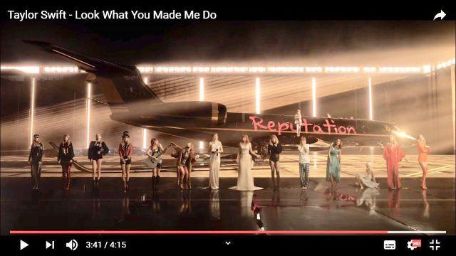 Taylor Swift 第七張專輯時代來臨!?從 Reputation 找尋發行線索! 4