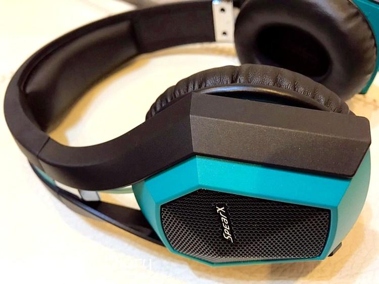 電競、直播、聽歌耳機推薦!SpearX X2跨界電競耳機 5