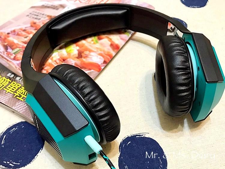 電競、直播、聽歌耳機推薦!SpearX X2跨界電競耳機 11