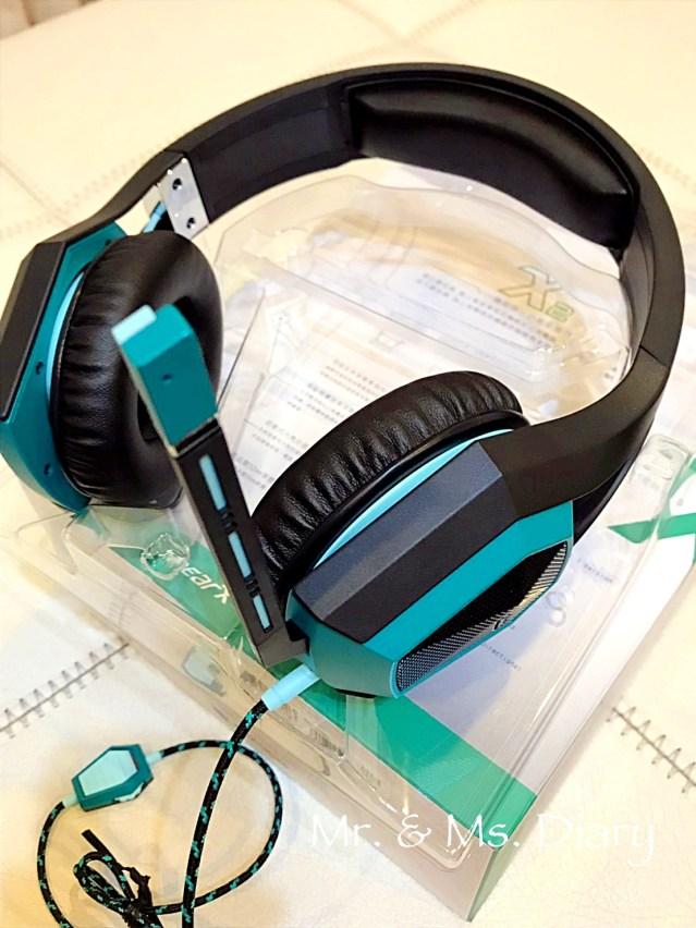 電競、直播、聽歌耳機推薦!SpearX X2跨界電競耳機 9