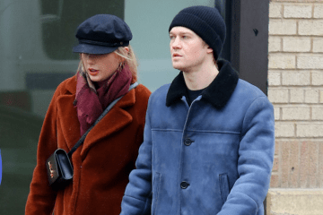 Taylor Swift Joe Alwyn Paper Rings