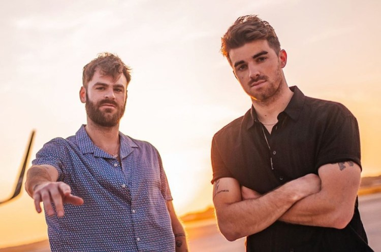The chainsmokers 正式成團出道
