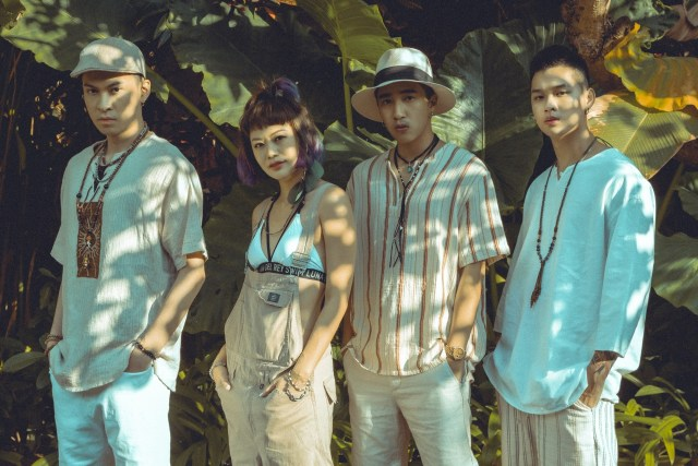 專訪 Ching G Squad 首張專輯 Watermelon 正式發行!和四位台灣新星一起暢遊峇里島 R&B Chill Vibe 1