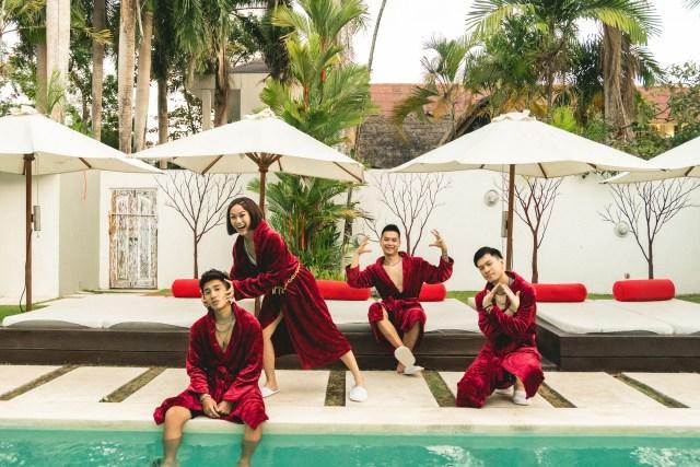 專訪 Ching G Squad 首張專輯 Watermelon 正式發行!和四位台灣新星一起暢遊峇里島 R&B Chill Vibe 7