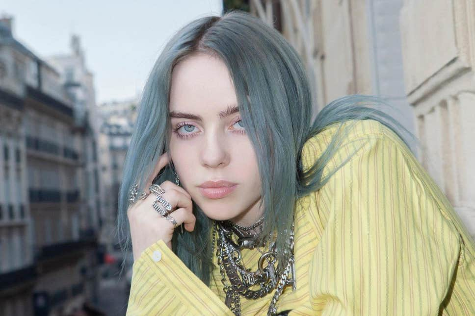 Billie Eilish - everything i wanted 中文歌詞翻譯介紹