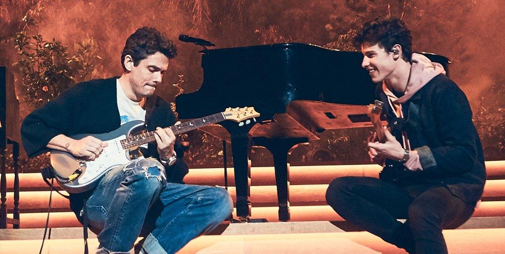 John Mayer 將於本週日找來超強嘉賓 Shawn Mendes 一起 IG 線上直播表演